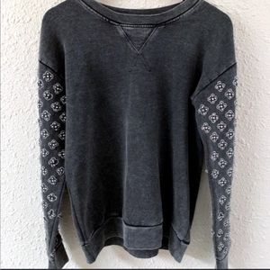 Anthropologie Burning Torch Pullover sweater